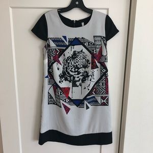 Kensie short sleeve dress size S